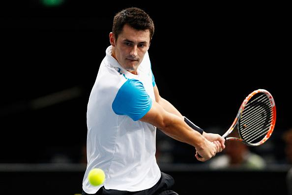 Tomic's time to step it up at the Open