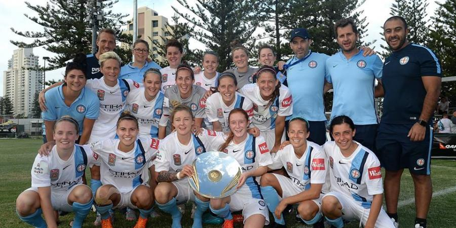 W-League Grand Final: Melbourne City v Sydney FC
