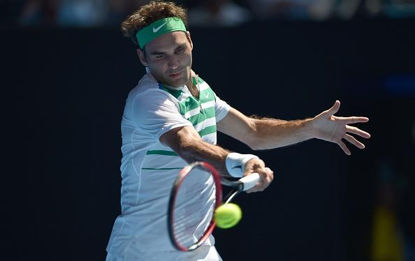 Federer cuts Aussie tennis duo some slack