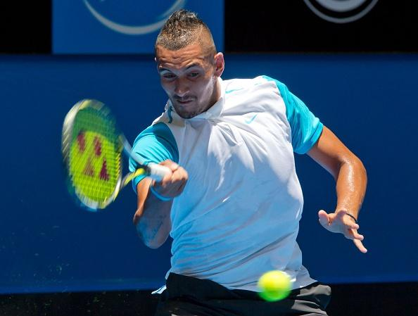 Federer froths at Kyrgios's 'sick power'
