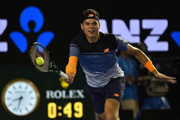Raonic through to Aust Open semi-finals