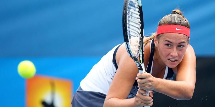 Tomic into Australian Open junior semis