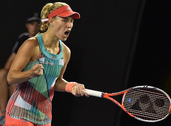 Kerber stuns Serena to win Australian Open