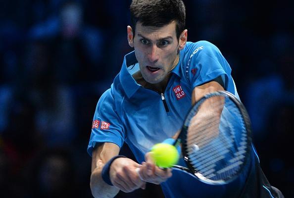 Djokovic relishing latest shot at history