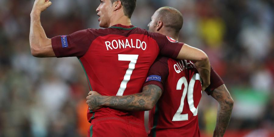 Portugal edge into Euro16 semis