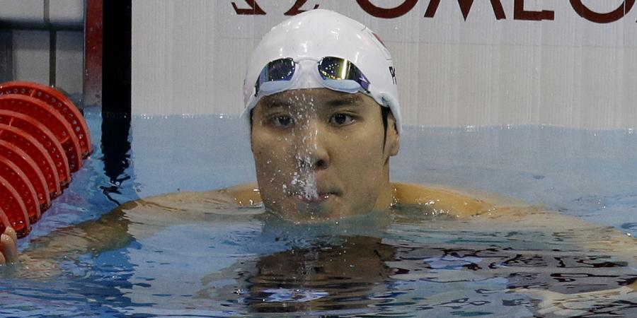 SKorean Park closer to Rio swim comeback