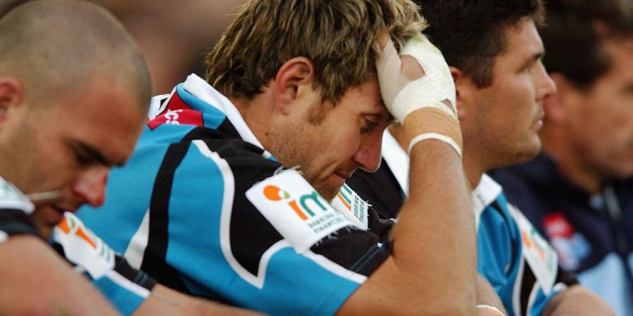 Sharks haunted by ghosts of 2002
