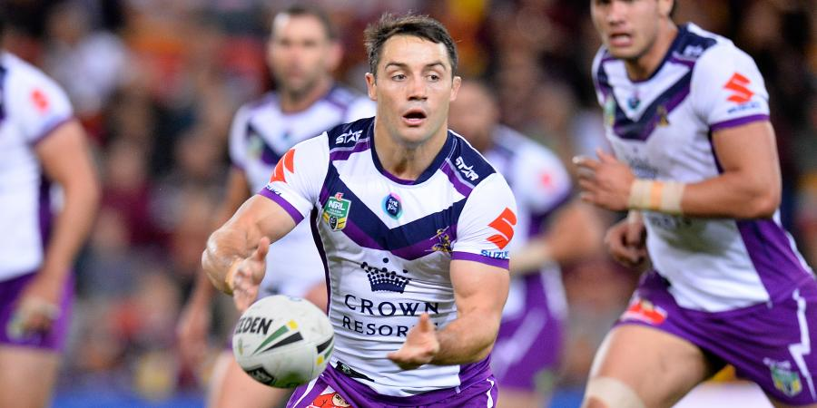 Storm romp to record win over Broncos