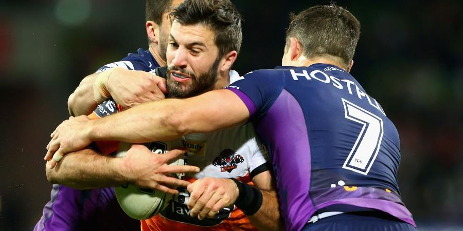 Tedesco on the NSW wing is silly: Taylor