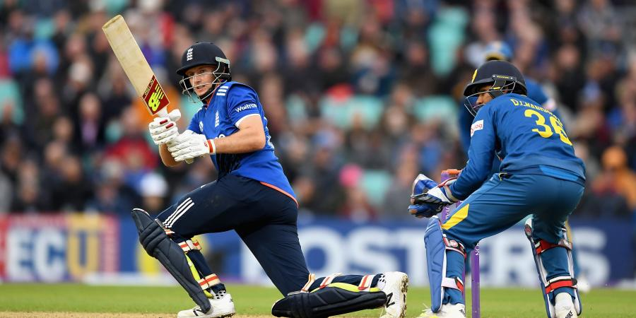 Root leads England to crushing win