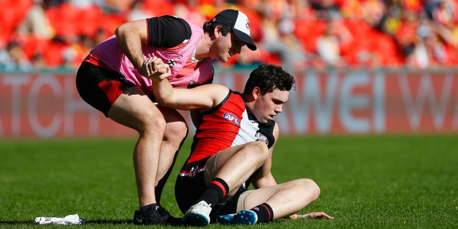 Should McCartin be rested until 2017?