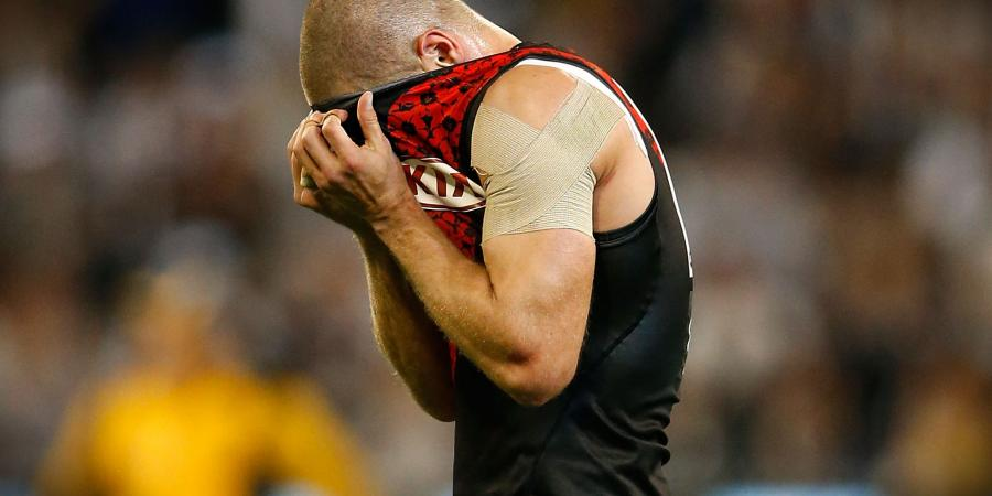 Bombers pair handed bans by AFL MRP