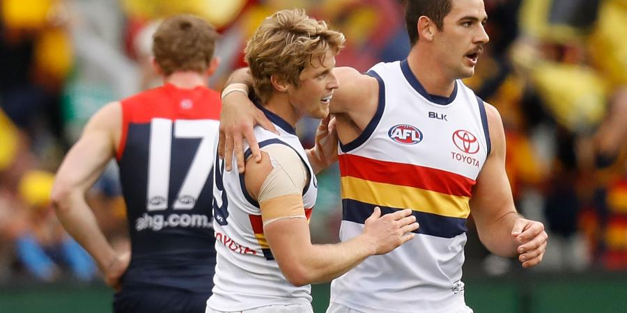 Crows pip Demons in shootout