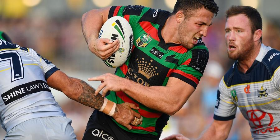 Burgess injury could hit Souths hard