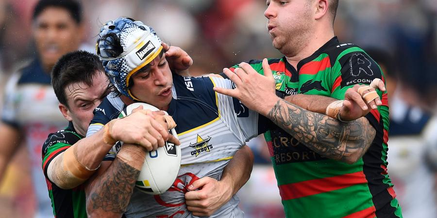 Cowboys hold Rabbitohs scoreless in Cairns