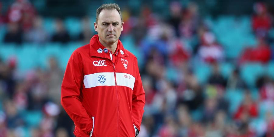 Swans focus on redemption against Cats
