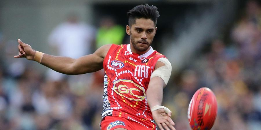 Sun Hall aiming for AFL's elite