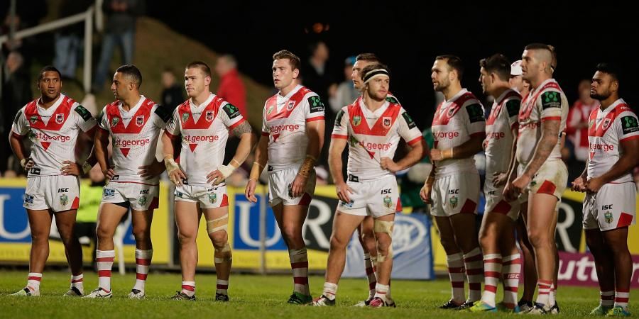 We're not finals contenders: Dragons