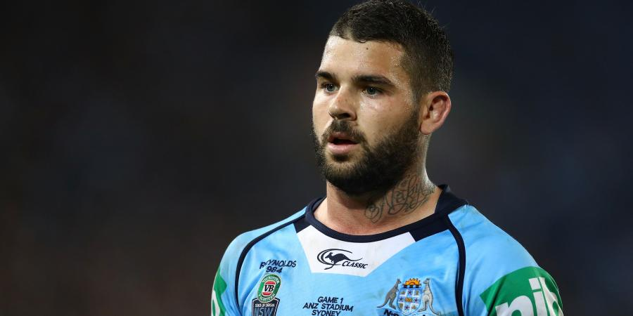 BREAKING: Reynolds out of Origin III: You can't go into Origin with a makeshift halfback