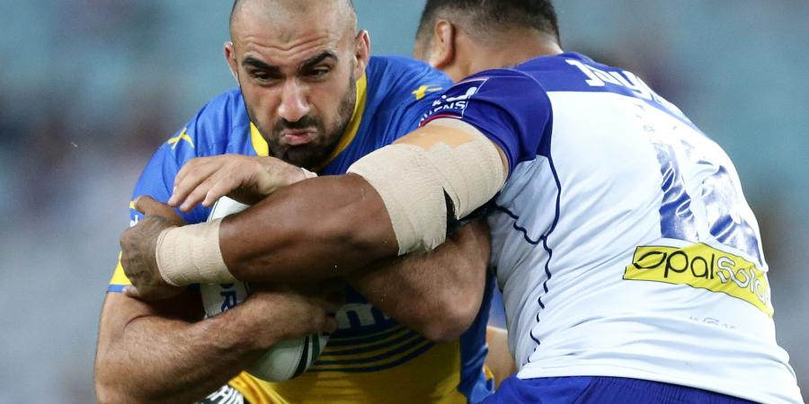 Eels boosted by return of veteran trio