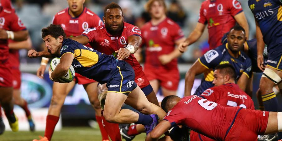 Reds dreaming of second Kiwi scalp