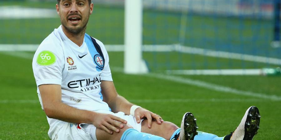 Melbourne City hoping to to tie down Fornaroli