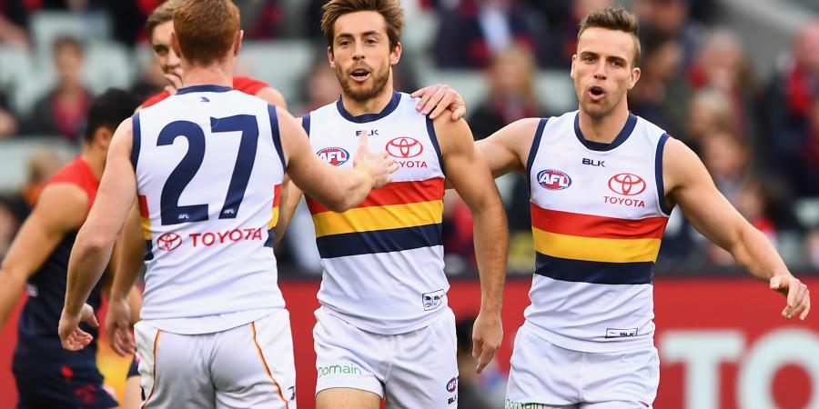 No top-four dreaming for Crows: Pyke