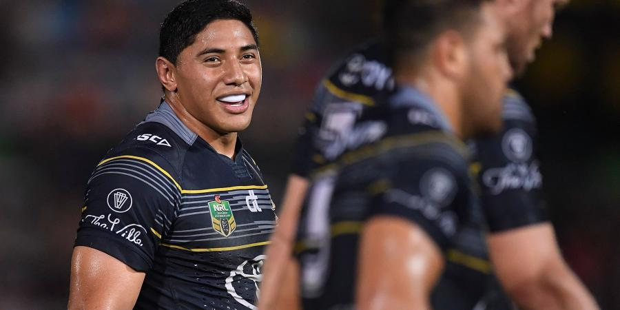 Taumalolo set to carry Origin-hit Cowboys