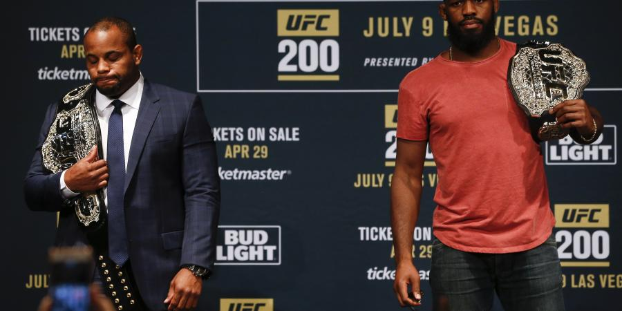 BREAKING: Jon Jones out of UFC 200