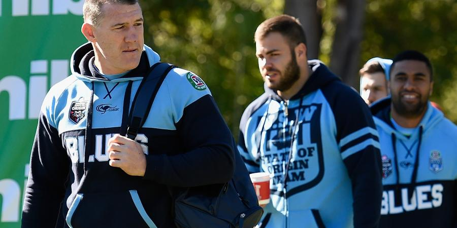 Gal plans a beer with Gus after Origin