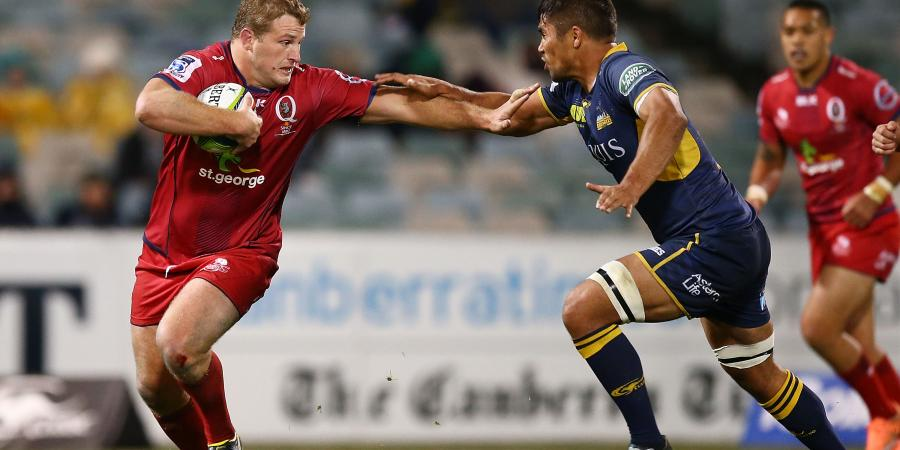 Reds set to unleash Tongan Thor on Chiefs