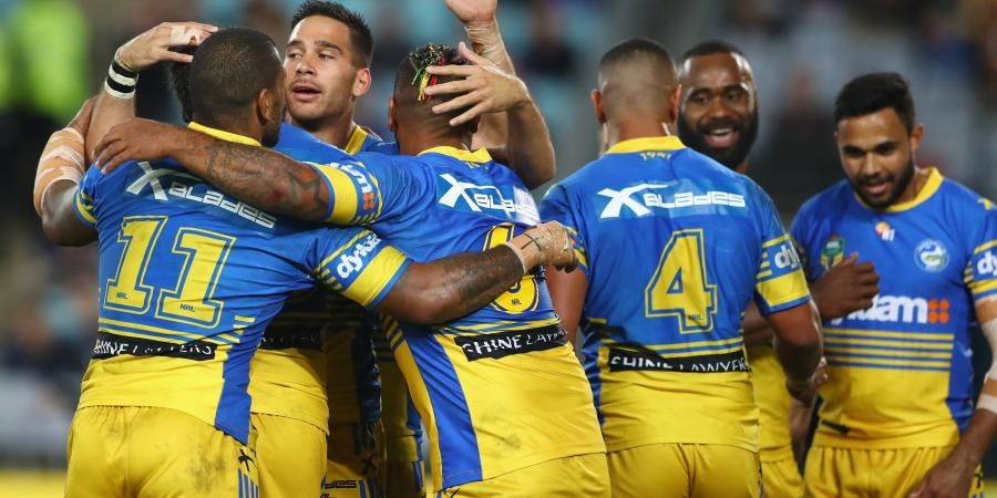 NRL flyer French earms praise from Folau