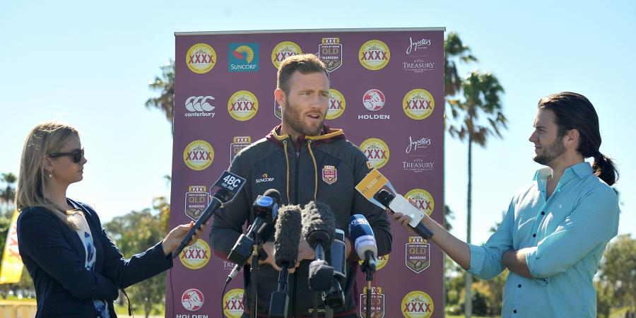 Cooper emerges as Maroons choice