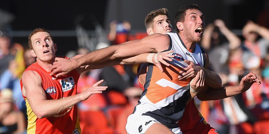 Carlton, Richmond interested in Giants big man