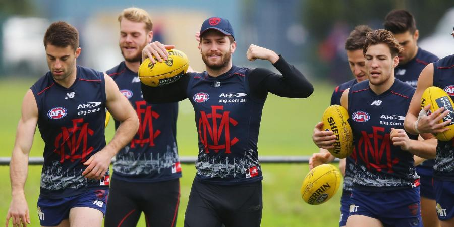 Demons' confidence rising: Roos