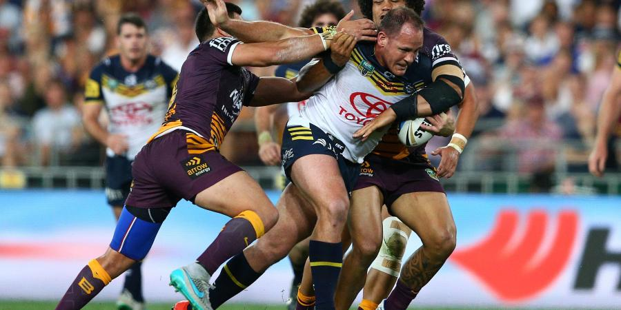 Extra-time option for all NRL finals