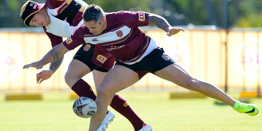 Arrogant Qld Origin tweet fires up Blues