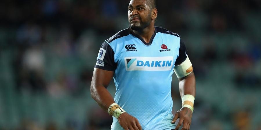 Waratahs lose Naiyaravoro for Blues clash