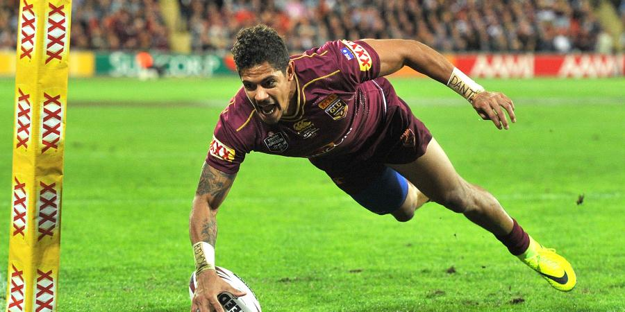 Gagai cleared for Origin despite injury