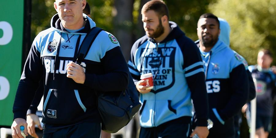 Give Gallen full house for Origin III: JT