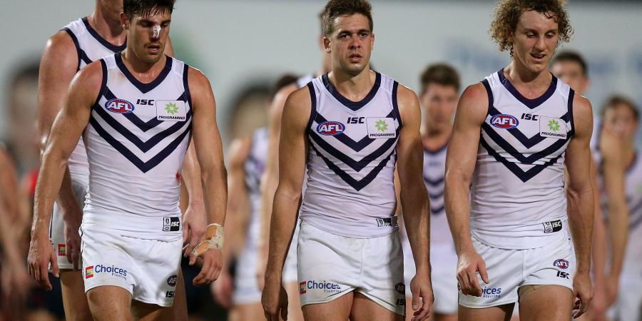 Uncharted territory as Freo fall again