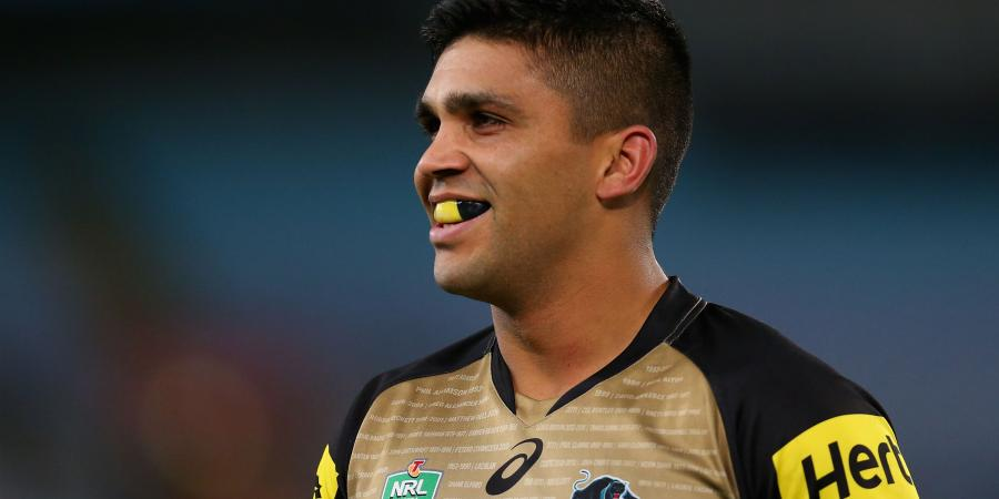 Panthers axe Peachey for ill-discipline