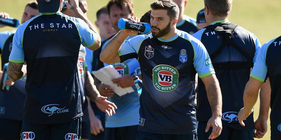 NSW Blues are ready for Maroons bashathon