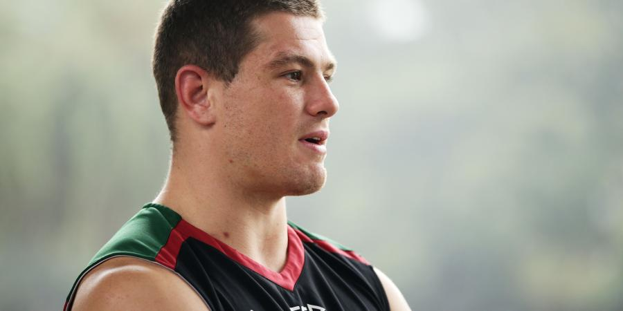 Souths' Paul Carter in Thai rehab: report