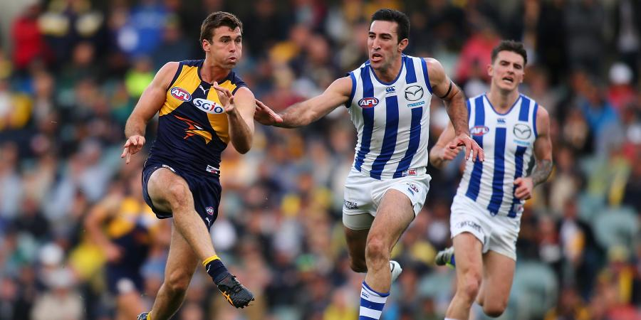 North Melbourne's losing run continues