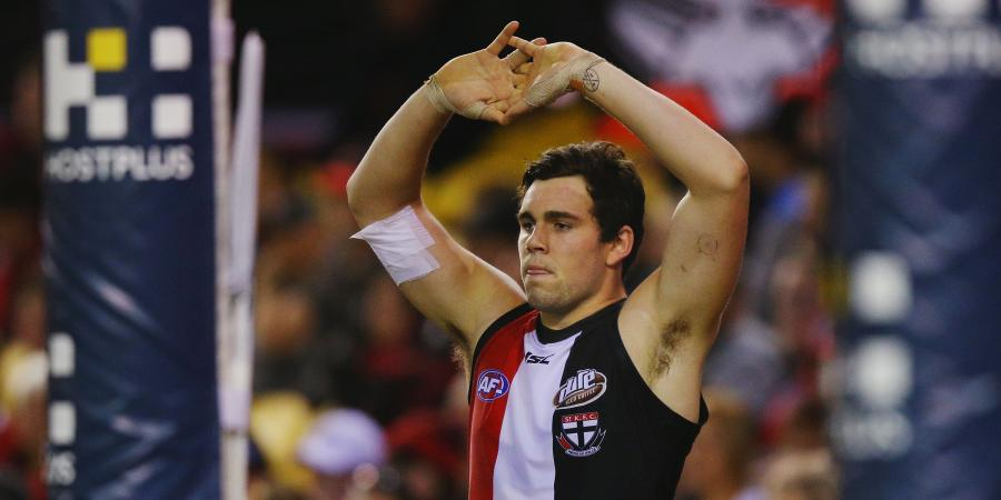 Saints play it safe with young star