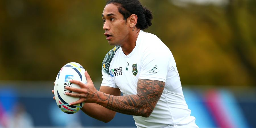 Injury ends Tomane's time at Brumbies