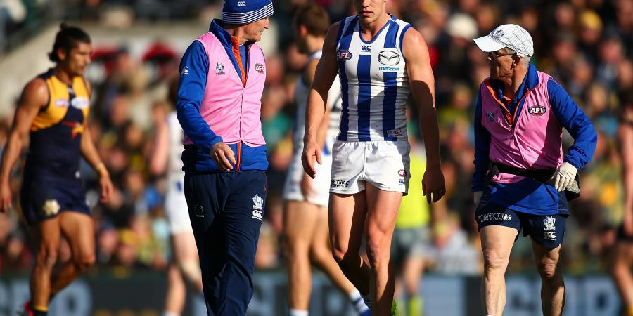 Young Roo ruled out for Power clash