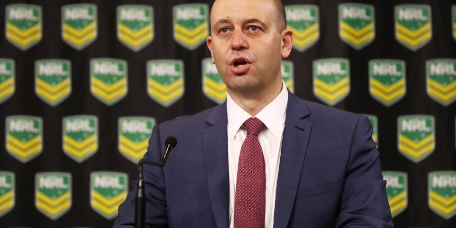 NRL will help Eels get back on their feet