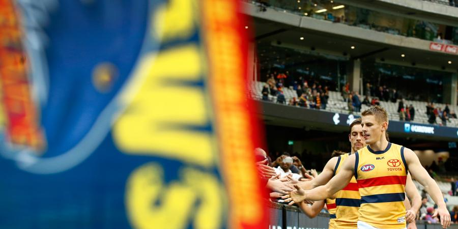 Adelaide Crows can still improve: Mackay